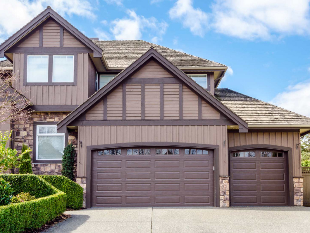 Why install a new garage door?